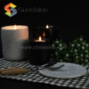 Natural Marble Vessel with Aromatic Wax Wedding (China)