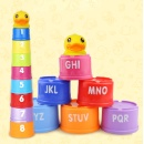 Stacked Cup Baby Toy Stacking Toy (Hong Kong)
