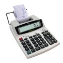 Business Printing Calculator with QuickReceipt, TimeStamp and Profit (USA)