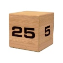 Bamboo Time Cube : 5-10-20-25 minutes (USA)