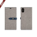 Slim Standing Wallet Case with Magenetic Flap (Hong Kong)