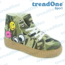 Kids Camouflage Injection Shoes (Hong Kong)