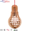 Wooden Lamp Decoration  (China)