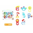 Infant Toy Rattle Set (Hong Kong)