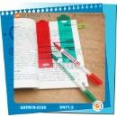 Stationery Set with Erasable Highlighter and Memorization Bookmark (Taiwan)