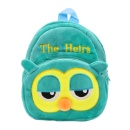 Fur Fabric Backpack For Kids (China)