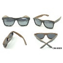Real Wood Sunglass  (Hong Kong)