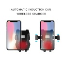 New Wireless Automatic Induction Car Charger (Hong Kong)