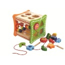 Wooden Shape Sorter (Mainland China)