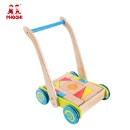 Wooden Baby Walker Toy With Baby (China)