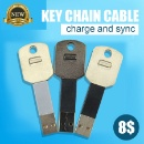 Keychian Cable Charge & Sync (Hong Kong)
