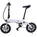 Popular Hot sale 14 inch Foldable Electric Bike (Mainland China)