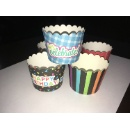 Colorfu Paper Muffin Cup Cake Cup (China)