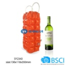 PVC Inflatable Wine Bottle Cooler Bag (Mainland China)