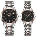 Brand Rose Gold Leather Watches  (Mainland China)