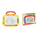 Educational toy kids learning toy colorful drawing board with music (China)