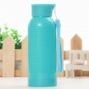 Glass Bottle with Plastic Wrap (Hong Kong)