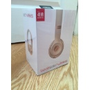 Beats by Dr. Dre Beats Solo3 Wireless On-Ear Headphones Matte Gold (Hong Kong)