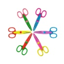 Paper Edging Scissors Set (Hong Kong)