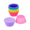 Reusable Silicone Baking Cups Set (Hong Kong)