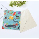 Christmas Paper Business Cards (Mainland China)