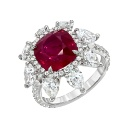 Ruby Diamond Ring (USA)