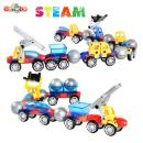 STEAM Magnetic Car Set (Mainland China)