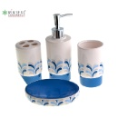 Water Pattern Bathroom Set (Hong Kong)