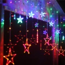 LED Window Curtain String Christmas Light (Hong Kong)