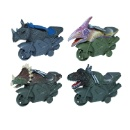 6-Pack Dinosaur Cars Toys Set (Hong Kong)