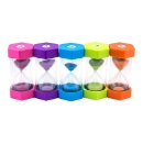 Safety Plastic Sand Timer for Educational (Mainland China)