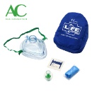 Adult CPR Pocket Mask in Soft Case (Taiwan)
