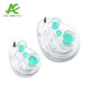 Twin Port CPAP Mask with One Valve (Taiwan)