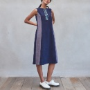 Hemp A-Line Dress (Thailand)