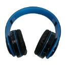 Blue Bluetooth Headset (Hong Kong)