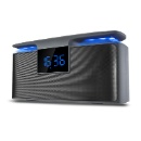 HiFi Sound with Strong Bass Classic Clock Radio Speaker (Hong Kong)