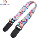Personality Customized Polyester Guitar Strap (Mainland China)