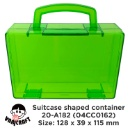 Suitcase Shape Container (Hong Kong)