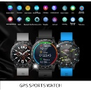 GPS Smart Watch Sports-Fashion Series (Hong Kong)