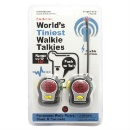 World's Smallest Walkie Talkie  (Hong Kong)
