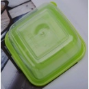 Transparent Plastic Food Storage Container (Hong Kong)