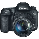 Canon EOS 7D Mark II DSLR Camera + 18-135mm IS STM Lens (Mainland China)