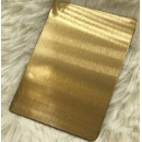 Golden 3D Aluminum-Plastic Board (Mainland China)