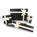 Paper Printed Gift Packaging Jewelry Box (Mainland China)