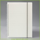 Plastic Cover Notebook (Mainland China)