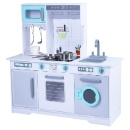 Wooden Play Kitchen (With 4 Cookware) (Mainland China)