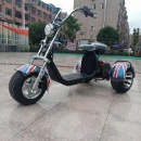 3 Wheel 8 Inches Electric Scooter Citycoco (Mainland China)