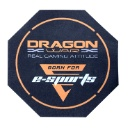 Dragon War Octagon Chair Mat (Hong Kong)
