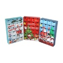 Christmas Luxury Advent Calendar Packaging Box  (Mainland China)