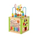 Wooden Activity Cube (Mainland China)